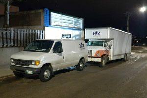 handx transport services office and fleet